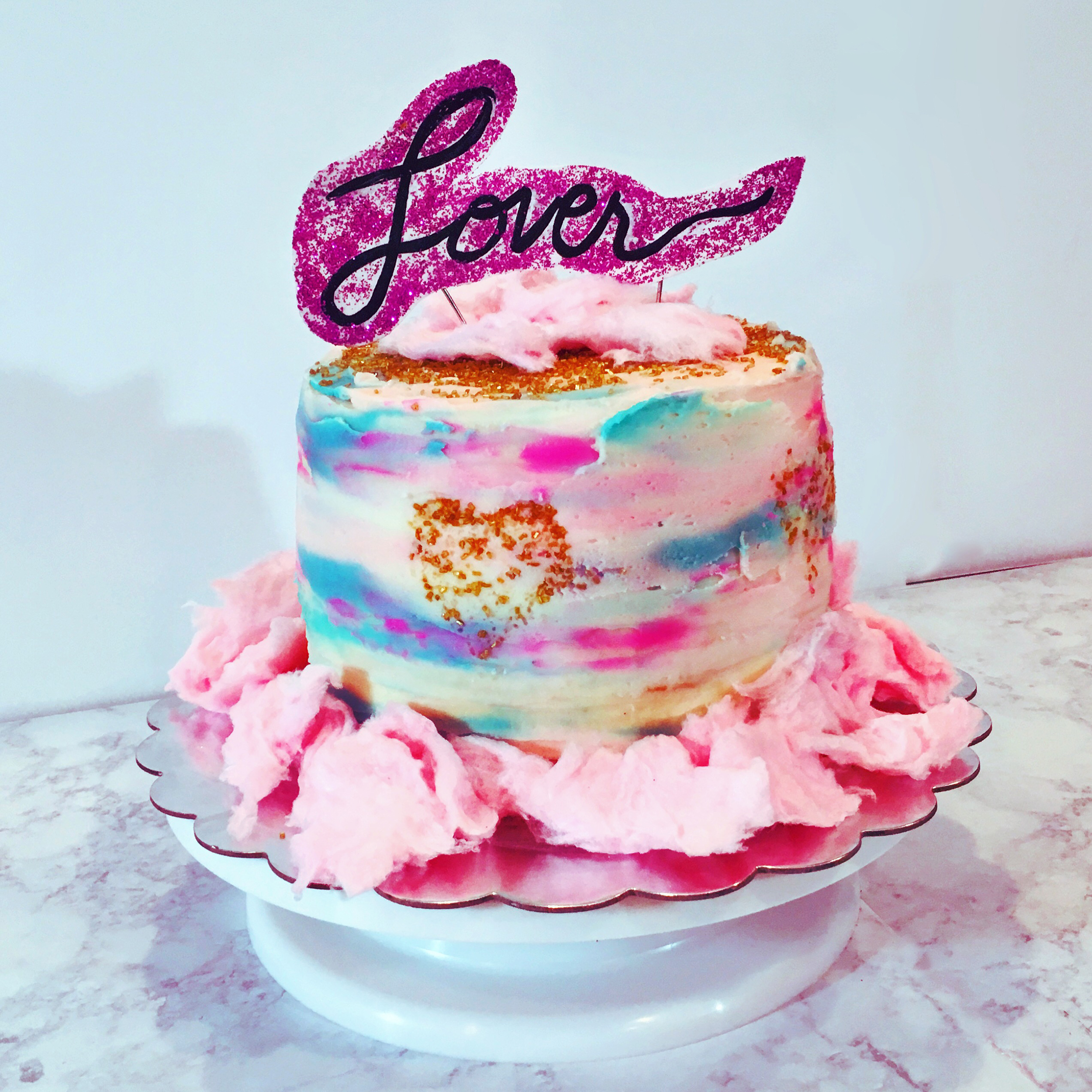 Cool Taylor Swift Lover Confetti Cake The Sweet Spot Funny Birthday Cards Online Elaedamsfinfo